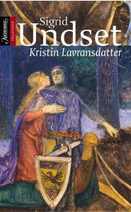 Omslag Kristin Lavransdatter