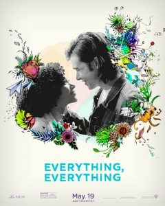 Ungdomsfilm: Everything, Everything @ Salen, Grimstad bibliotek