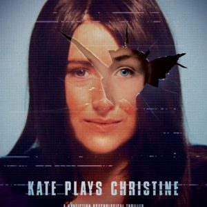 Filmposter Kate plays Christine